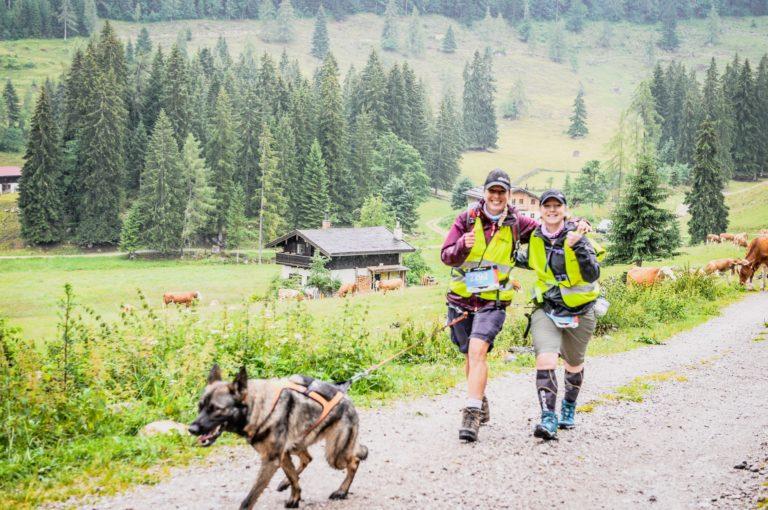 Fotos der Teilnehmer beim Sportevent Mountainman in Reit im Winkl, Deutschland